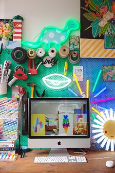 Inspiring Workspaces That Will Make You Ready To Take On Even the Worst Monday   Apartment Therapy