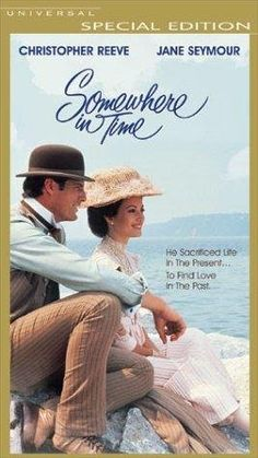Somewhere in Time (1980). I cried and cried after reading this book. Think I was about 14.