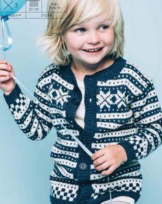ISSUU - Tema 38 norske ikoner barn by SANDNES GARN Knitting For Kids, Crochet For Kids, Baby Knitting, Knit Crochet, Diy Knitting Projects, Tricot Baby, Fair Isle Knitting, Boys Sweaters, Knit Fashion