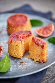 Blood orange cake - Amuses bouche