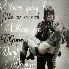 Foreshadowing occurred and we all missed it. I'm gonna miss you, Beth. It should hVe been Maggie - there, I said it!!!