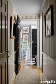 Interiors Passages Corridors On Pinterest Hallways