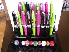 Brighton - Pen Pal Charm Pens - personalize your pen! Love it! - Shoe Bank, Stillwater, OK