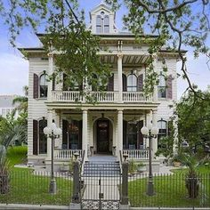 Would You Live in This Haunted Mansion