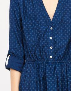 Cruz Dress | Via http://needsupply.com