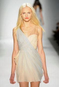 The most beautiful, feminine romantic dress.