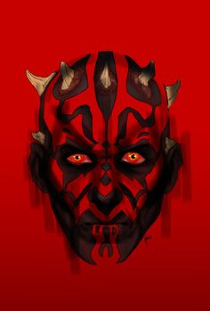 #Darth #Maul #Fan #Art. (Darth Maul) By: Heitordafraga. ÅWESOMENESS!!!™ ÅÅÅ+