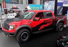 Shelby Raptor - with a supercharger-derived 575 horsepower Kids Toy Boxes, Kids Toys, Shelby Raptor, Big Kids, Cars And Motorcycles, Monster Trucks, Wheels, New York, Bike