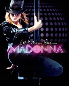 Madonna Confessions Tour-The whole tour but especially Paradise/Not For Me