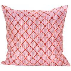 ASP Cushion cover 50x50, lilac/red