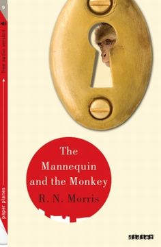 The Mannequin and the Monkey - Roger Morris - www.paperplanes.fr - London, the early 1900s. Amélie, the star model of the city's most opulent department store, is found murdered in her bedroom. The door was locked from the inside, and the only living thing in the room is a small monkey. Detective Silas Quinn of Scotland Yard is called in to investigate...