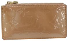 Get the trendiest Clutch of the season! The Louis Vuitton Florentine Key Pouch Pochette Cles 871274 Beige Monogram Vernis Leather Clutch is a top 10 member favorite on Tradesy. Louis Vuitton Clutch, Louis Vuitton Monogram, Key Pouch, Leather Clutch, Beige, Tote Bag, Totes, Ash Beige, Tote Bags