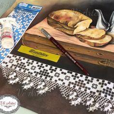 Vê Artes e Presentes (@veartes) • Fotos e vídeos do Instagram Stencils, Instagram, Felt Animals, Painting On Fabric, Gifts, Tejidos, Kitchen, Cute Paintings, Art