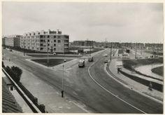 1955, links Sportlaan, midden Segbroeklaan, met rechts en paralel de Goudsbloemlaan. 24380ce6-cc7e-40d8-85c3-676d559aff0e.jpg