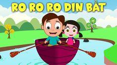 Barnsånger på svenska | Ro ro ro din båt  | Barnvisor på svenska