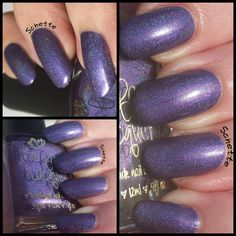 Too Fancy Lacquer Mesmerized