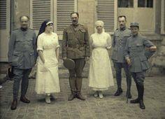 WW1 Soldiers & Healers