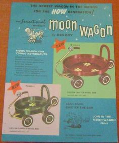 60's Moon Wagon