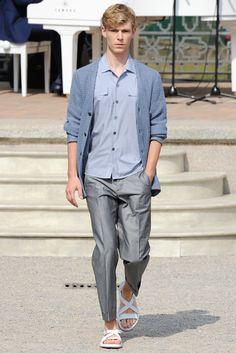 Corneliani - Spring 2015 Menswear - Look 30 of 45