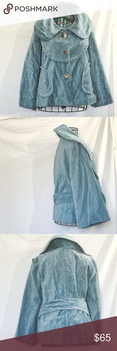 Selling this PLENTY BY TRACY REESE CROPPED PONCHO SWING COAT on Poshmark! My username is: alexislovebee. #shopmycloset #poshmark #fashion #shopping #style #forsale #Plenty by Tracy Reese #Jackets & Blazers