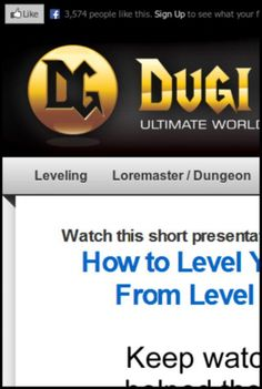 Download our App ULTIMATE WORLD OF WARCRAFT GUIDE built by Appsgeyser.com