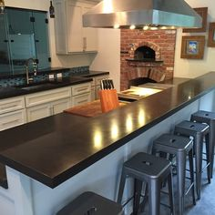 40 best concrete countertops images polished concrete countertops rh pinterest com