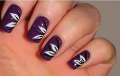 ¿ Como hago un diseño a mis uñas ? DIY | Manoslindas.com