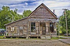 Old General Store Arkansas