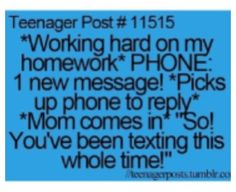 Every time •teenager post •funny ,happens all the time , it's soo not fair ahaha