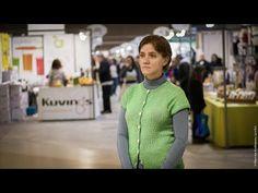 Tuto tricot : Veste Top-Down (Partie 1/2) - YouTube