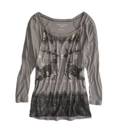 AE Thermal Graphic T-Shirt