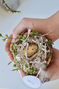 Home Deco, Make It Yourself, How To Make, Decor, Serenity, Happy Easter, Crafting, Decoration, Home_decor