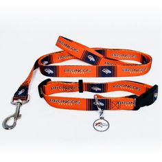 Hunter Denver Broncos Pet Collar Small * Click image to review more details.(This is an Amazon affiliate link and I receive a commission for the sales)