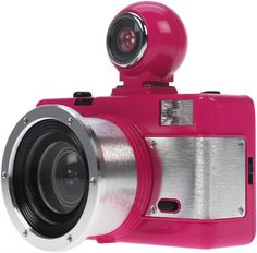 For when the pink lomo camera isn't quite enough...