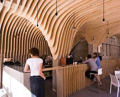 As 10 cafeterias mais lindas do mundo – Livro&Café - Zmianatematu – Lódz, Polônia.