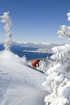 Discover your TRUE TAHOE Working this winter at Diamond Peak Ski Resort!