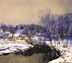 Edward Willis Redfield