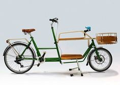 Now this is a family tripper...Where To Buy a Cargo Bike in the US... Or How To DIY One! — Shopper's Guide
