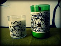 kiio candles, collaboration with massimo pasca