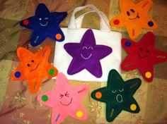 - Button Up Stars