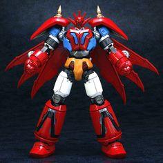 Fewture EX Gokin Getter Dragon