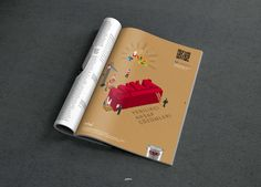 Anka Line Paint - Karadağ Boya Print Ad.