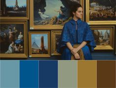 Some movies are beautiful enough to watch even without sound, and those also happen to be the ones that inspire us to redecorate our homes—or, at the very least, switch up our color palettes. Keep reading for a visual treat and get your pinning finger ready. #colorpalette #colorideas