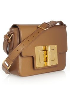 Tom Ford | Natalia small leather shoulder bag | NET-A-PORTER.COM