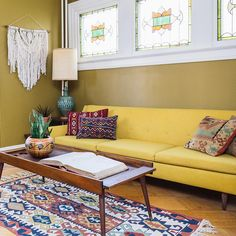 Statement Pieces Breathe New Life Into a New Jersey Victorian | Design*Sponge