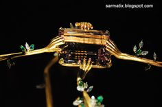 Spider of the Night - detail - jewelry by Salvador Dali, Figueres, Spain.