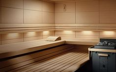 Order a Brochure Lounge Sauna In the case of Lounge, building a sauna to the highest standards has involved placing a particular emphasis on the highest possible quality of interior design.