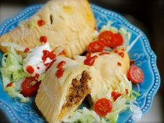 taco hot pockets | ChinDeep | Bloglovin'