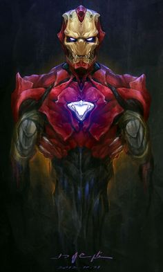 Biochemical Iron Man