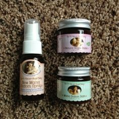 If you're way past Mama Bottom Spray and Natural Nipple cream in your motherhood journey, don't worry. I am five months postpartum and found lots of creative ways to use the mama products! The Natural Nipple cream is perfect for any chapped skin. I used the Mama Bottom Balm on my sore nose after a long week of battling allergies. It was very soothing and the peppermint scent was perfect for helping to open up my stuffy airways. I'm holding onto the New Mama Bottom Spray for any sunburn we…